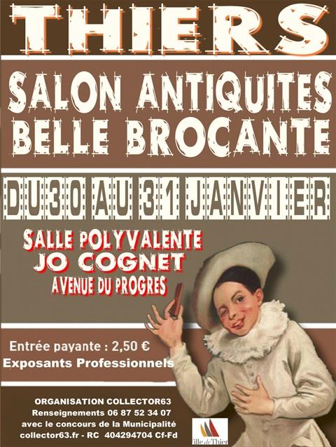 Salon antiquit s brocante variance fm for Salon brocante