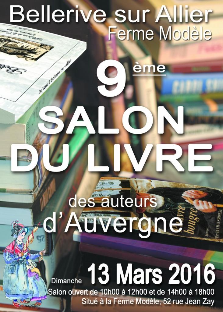 9 salon du livre bellerive sur allier variance fm. Black Bedroom Furniture Sets. Home Design Ideas