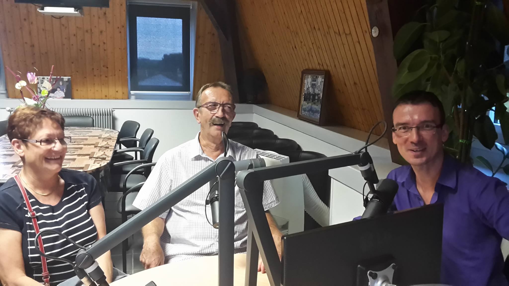 Gerard Chegut  sur Variance FM