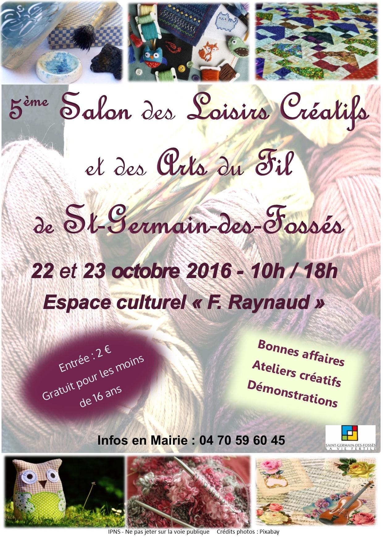 5ème Salon des Loisirs Créatifs