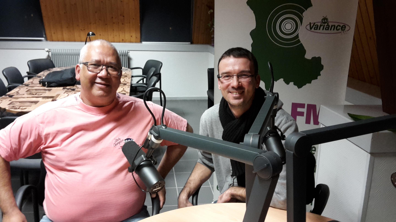 Mike Lepoigneur sur Variance FM
