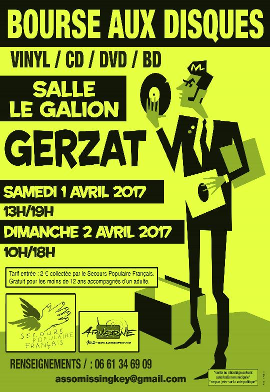 9ème bourse aux DISQUES VINYL, CD, DVD & BD