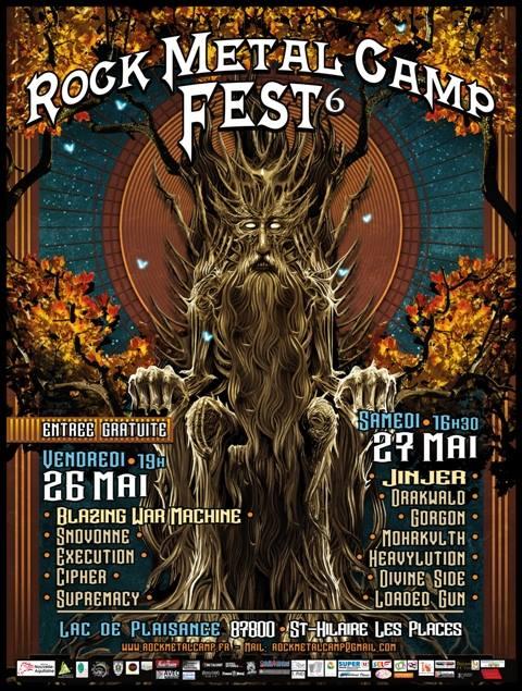 RockMetalCamp Fest 6
