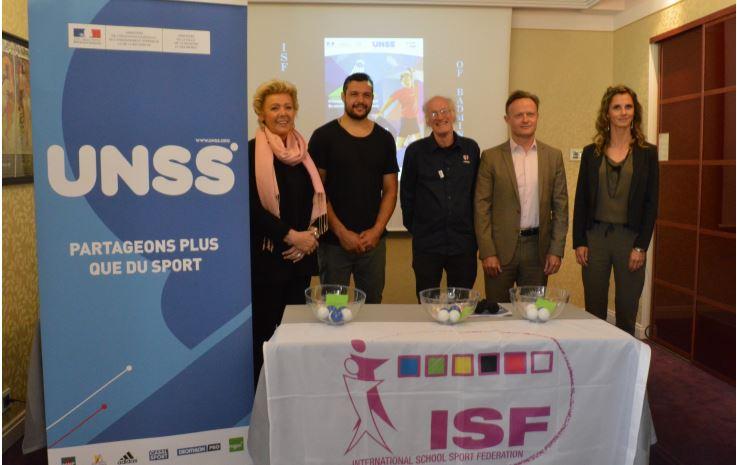 Tirage au sort officiel du Championnat Européen Scolaire de Badminton