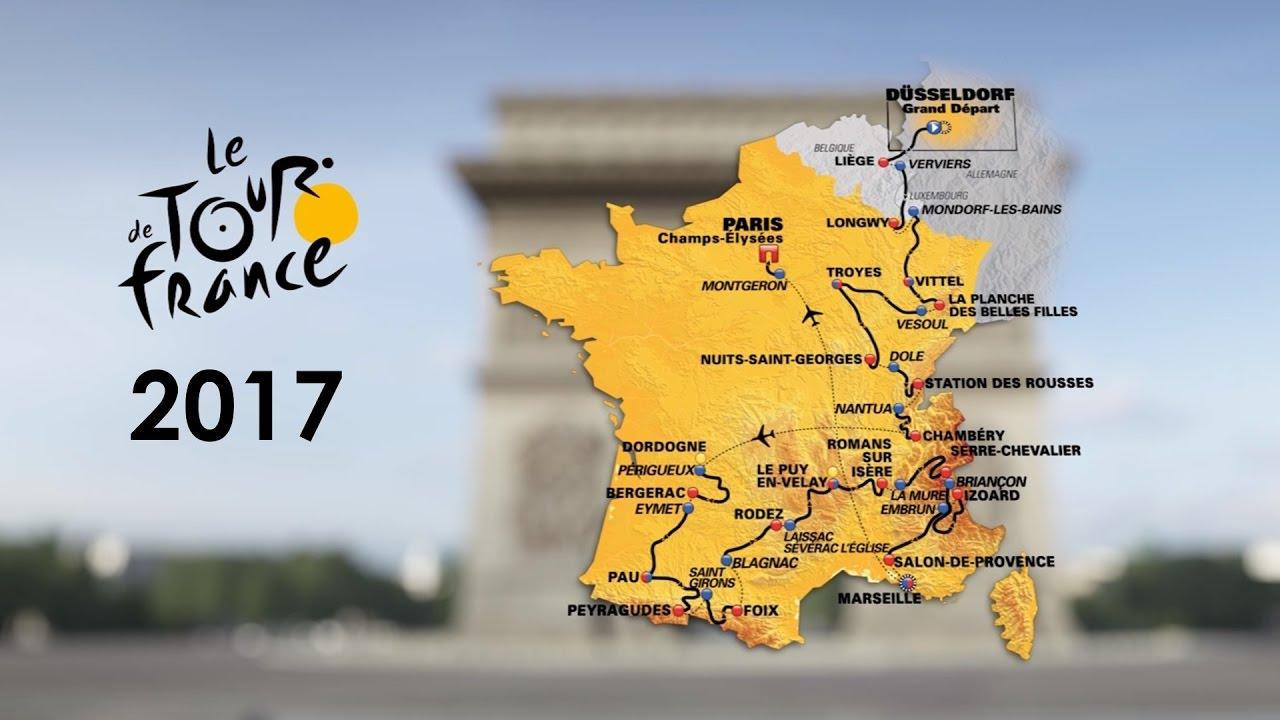LE TOUR DE FRANCE SUR VARIANCE FM