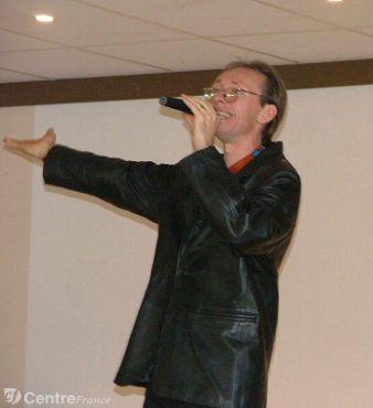 Marc Astoux sur Variance FM
