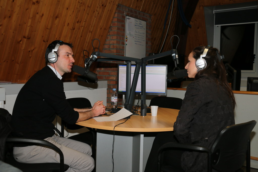 Céline Arnaud sur Variance FM