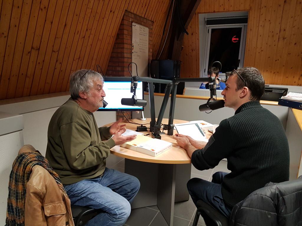 Christian ROBERT à VARIANCE FM