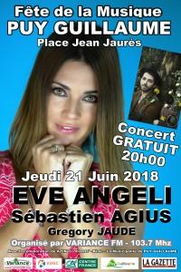 Couverture Programme 2 Eve Angeli 21 juin 2018