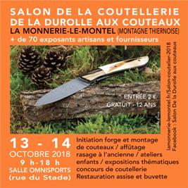 Salon De la Durolle aux couteaux