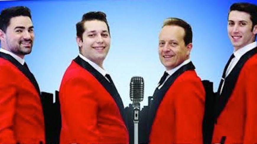 """Comédie musicale """"sur un Air de Jersey Boys"""" par la troupe de Sanssat"""