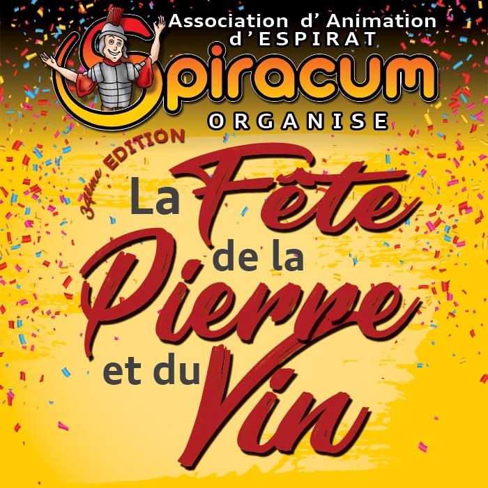 La fête de la Pierre et du Vin (34ème Edition)