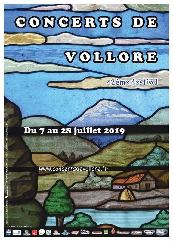 Concerts de Vollore