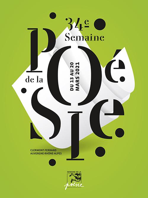 34e Semaine de la poésie